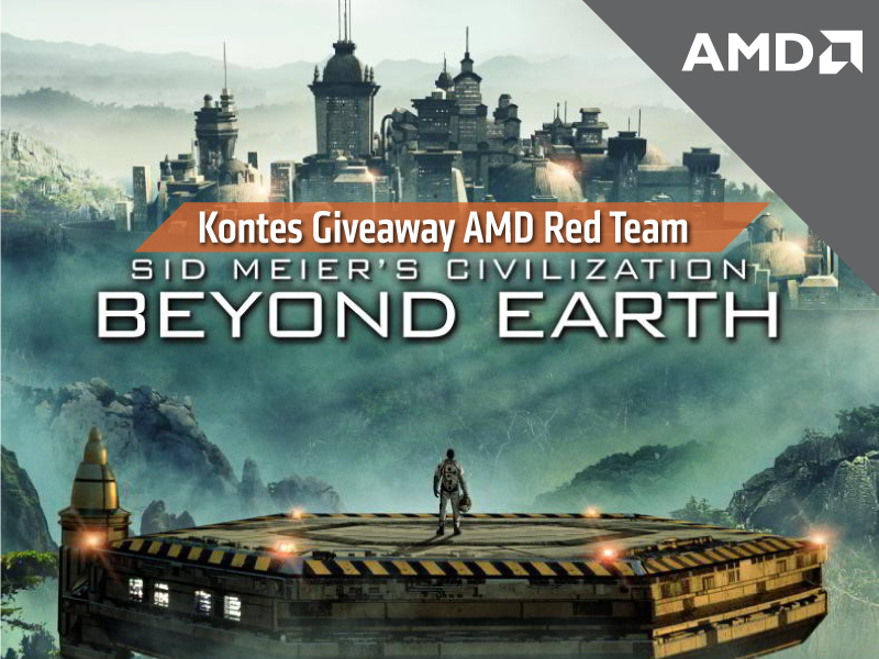 Kontes-Giveaway-AMD-Red-Team-Sid-Meier-Civilization