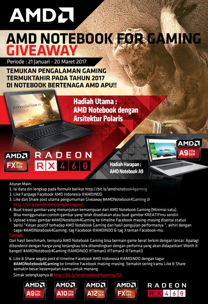 AMD Notebook For Gaming
