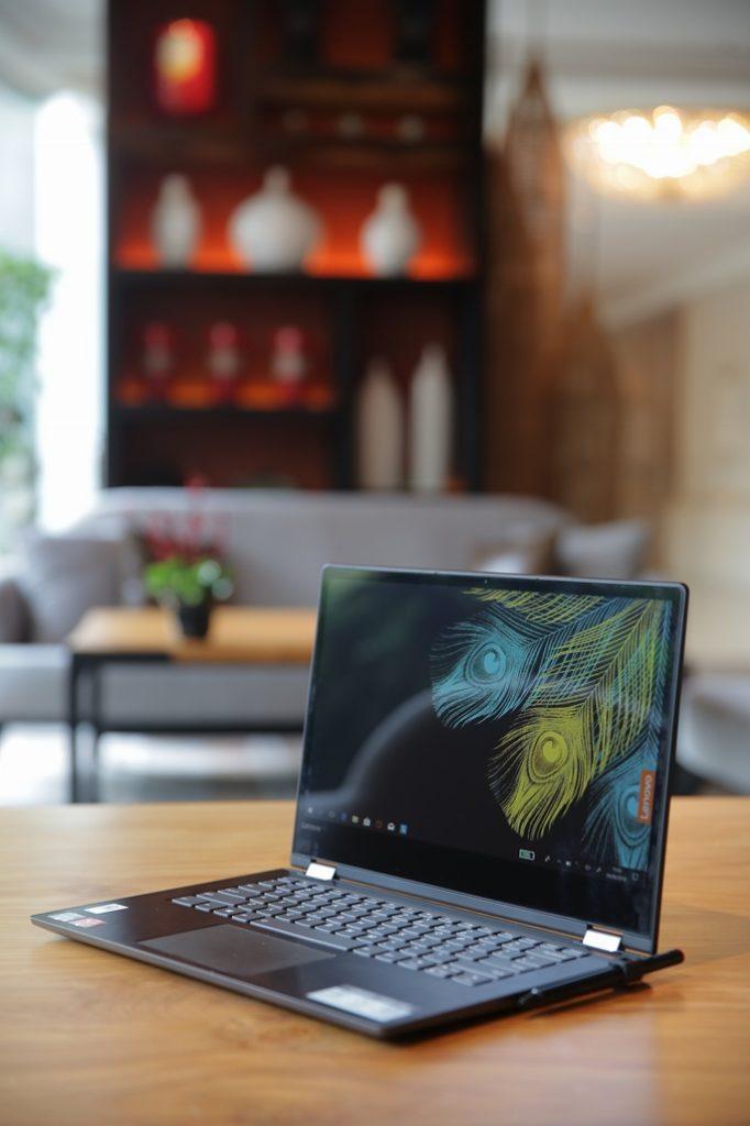 Launching Lenovo Yoga 530