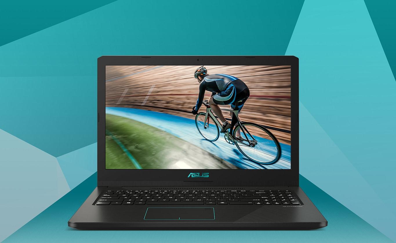 benchmark Asus Vivobook Pro F570