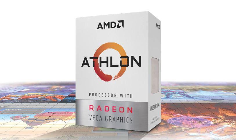 AMD Athlon 220GE dan 240GE