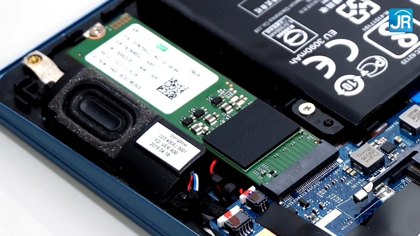 SSD NVMe ACER Swift 3