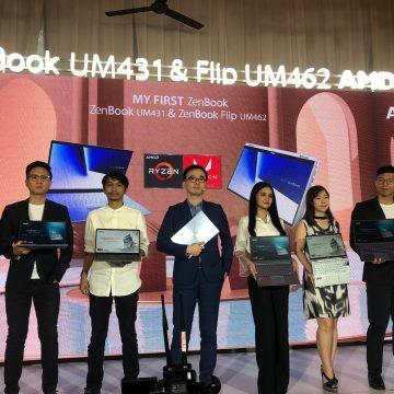 Launching ASUS Zenbook