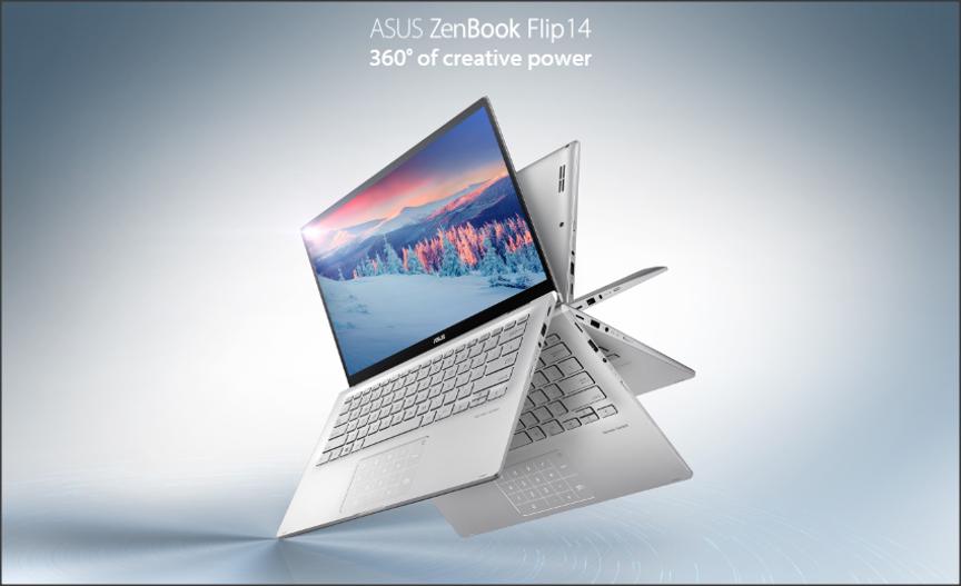 Intro ASUS Zenbook Flip