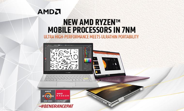 Ryzen 4000 Mobile Series Thumbnail